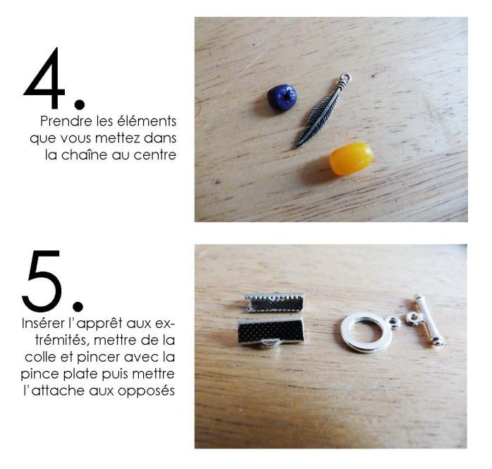 BRACELET DIY_ETAPES 2